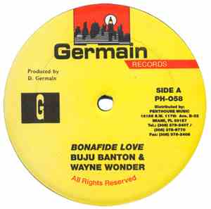 Buju Banton & Wayne Wonder / Wayne Wonder - Bonafide Love / Movie Star