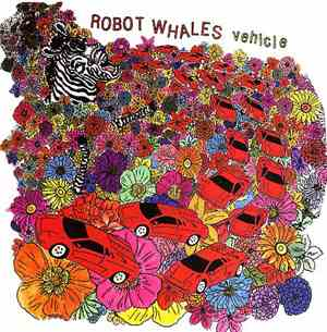 Robot Whales - Vehicle