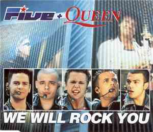 Five + Queen - We Will Rock You
