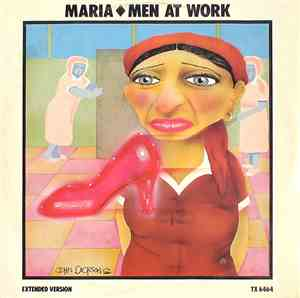 Men At Work - Maria