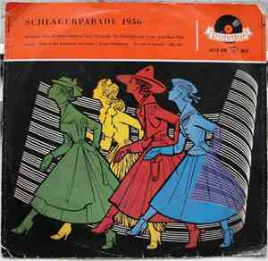Various - Schlagerparade 1956