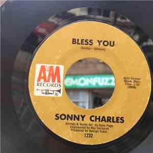 Sonny Charles - Bless You / Talk To Me, Talk To Me