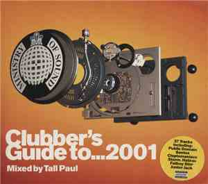 Tall Paul - Clubber's Guide To... 2001