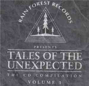 Various - Tales Of The Unexpected - The CD Compilation - Volume 1
