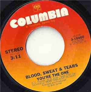 Blood, Sweat & Tears - You're The One / Heavy Blue