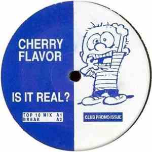Cherry Flavor - Is It Real ?