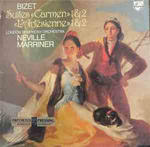 The London Symphony Orchestra, Peter Lloyd , Sir Neville Marriner, Bizet -  ...