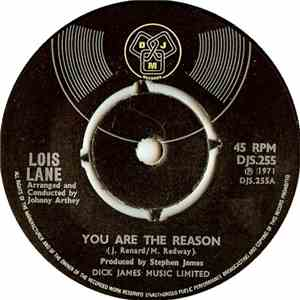Lois Lane  - You Are The Reason