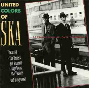 Various - United Colors Of Ska