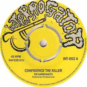 The Harmonauts - Confidence The Killer / The Slaughter