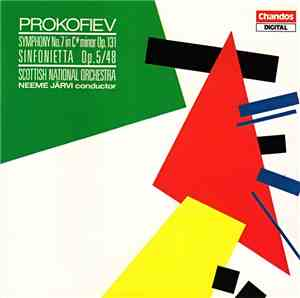 Prokofiev, Scottish National Orchestra, Neeme Järvi - Symphony No.7 In C# M ...