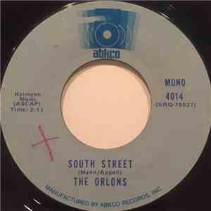 The Orlons - South Street / Not Me