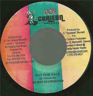 Beres Hammond - Not For Sale