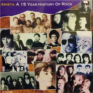 Various - Arista: A 15 Year History Of Rock