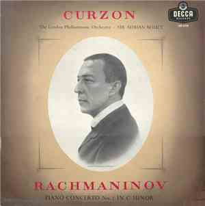 Curzon , The London Philharmonic Orchestra Conducted By Sir Adrian Boult, R ...