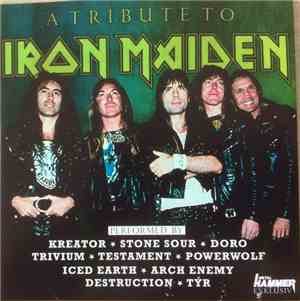 Various - A Tribute To Iron Maiden