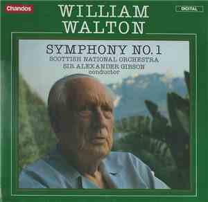 William Walton, Scottish National Orchestra, Sir Alexander Gibson - Symphon ...