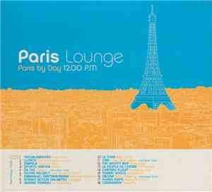 Various - Paris Lounge