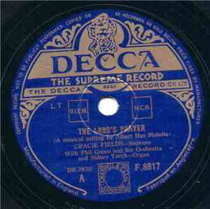 Gracie Fields - The Lord's Prayer