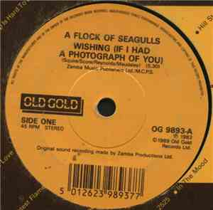 A Flock Of Seagulls - Wishing (If I Had A Photograph Of You) / The More You ...