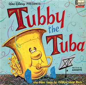 Annette   /  Jimmie Dodd - Walt Disney Presents The Musical Story Of Tubby  ...