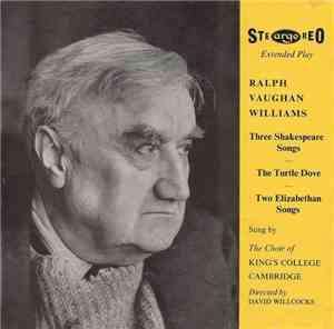 Ralph Vaughan Williams ; The Choir Of King's College Cambridge Directed By  ...