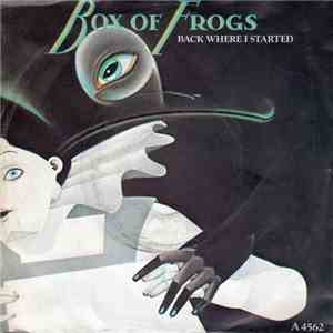 Box Of Frogs - Back Where I Started