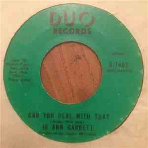 Jo Ann Garrett - Can You Deal With That / Tell Him I Love Him