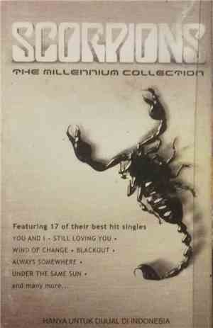 Scorpions - The Millennium Collection